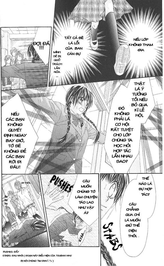 Kyou, Koi Wo Hajimemasu - Mộng Mơ đầu đời Chap 3 Trang 13