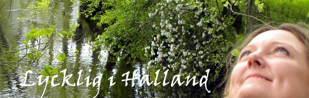 Lycklig i Halland