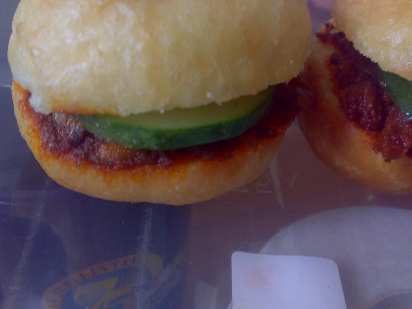 Sweet Nill Resepi Burger Malaysia Pau Sambal Yang Gebu Sedappppp