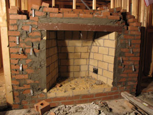 an amateur builds a house day 101 fireplaces 101