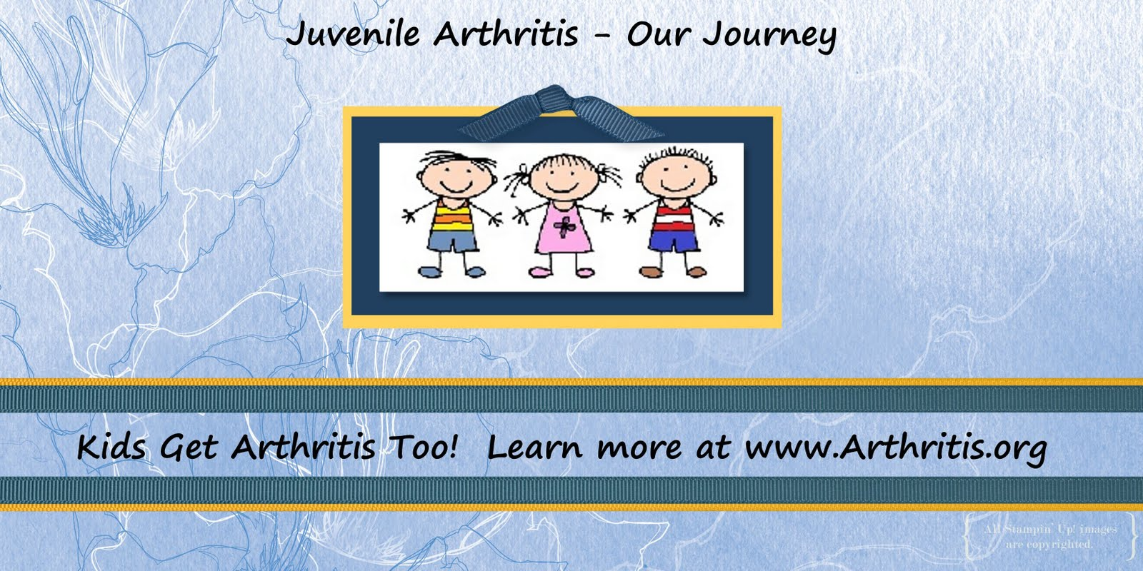Juvenile Arthritis-  Our Journey