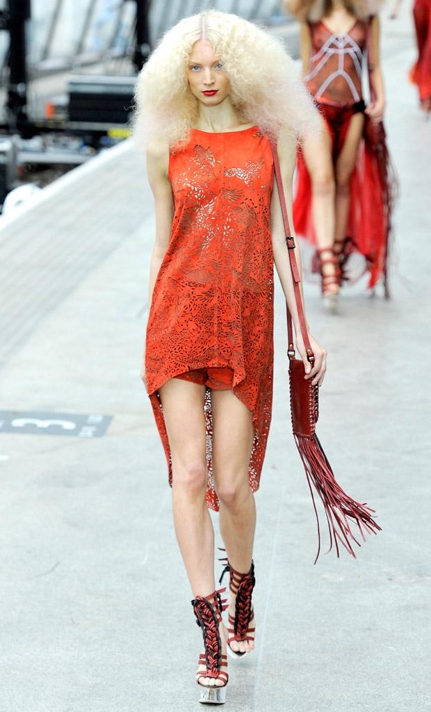 La bohème fashion blog: tail hems