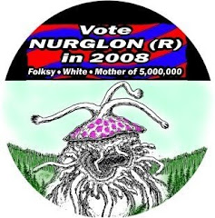 NURGLON IN 2008! - The Election Spoof