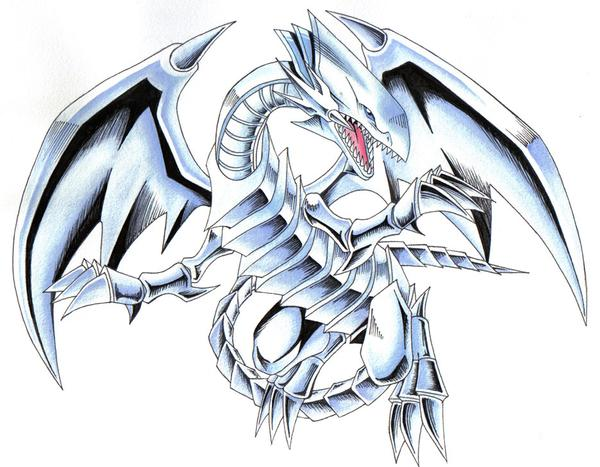 Amazing Dragon in manga