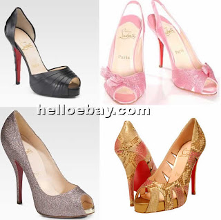 christian louboutin 2010 shoe collection