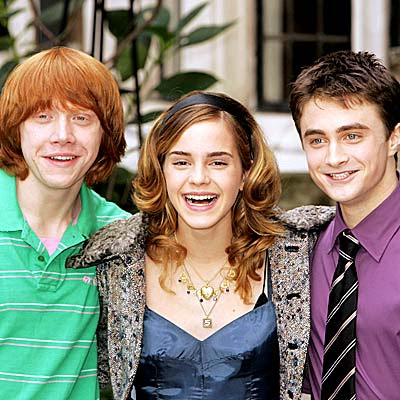 Wallpapers: Hollywood ... Daniel Radcliffe Friends