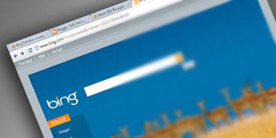 Bing.com homepage