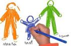 Internautas unidos por el respeto a la diversidad familiar