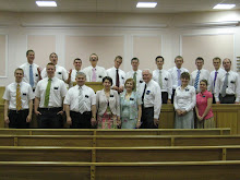 Some of the St. Pete's Missionaries