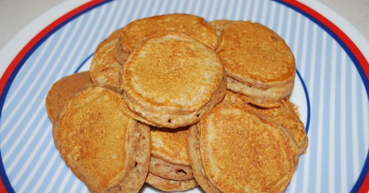 CLEAN FREAK: Whole Wheat Pancakes