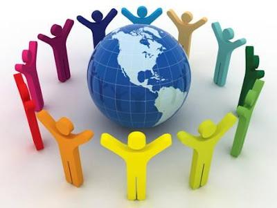 etica gruppo persone stilizzato