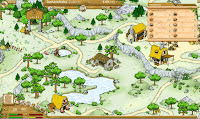 Traviani - immagine mappa di gioco