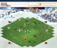 Heroes Kingdom - mappa tattica