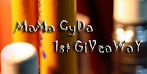 @18 feb : Mama Cyda 1st GiveAway
