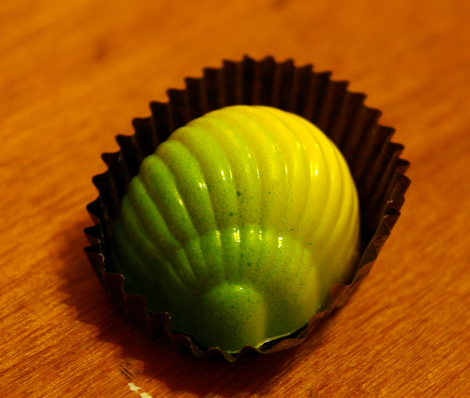 Cook, Craft, Repeat: Norman Love Chocolates #3: Key Lime Shell