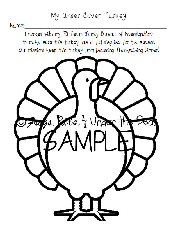 Persnickety image pertaining to turkey printable