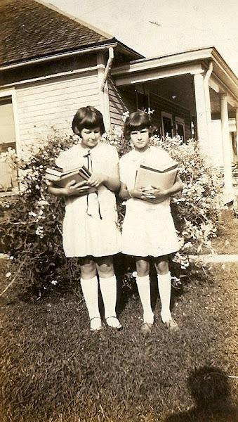 Dorothy & Margaret Ann, 1921