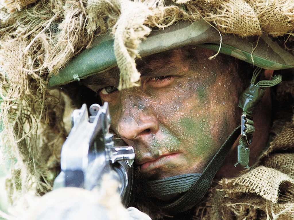 """Los francotiradores """"Sniper Rifle"""""""