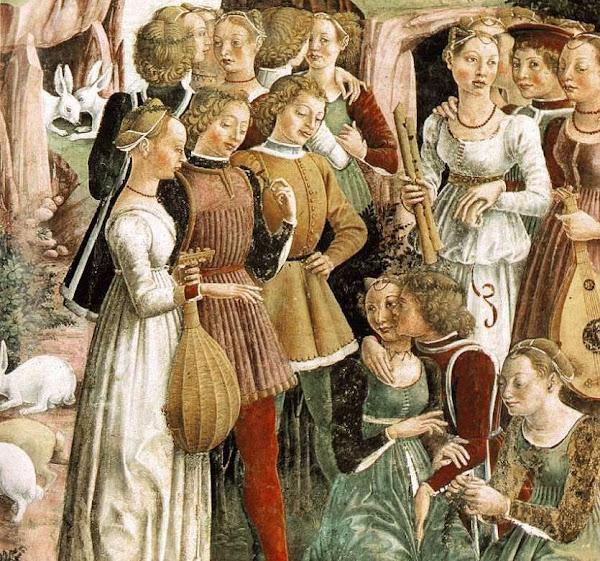 Un blog consacré à la musique Médiévale et Renaissance