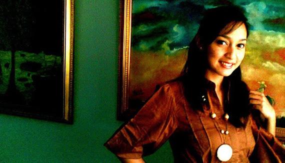 Tugas Gandaku Pertengahan Tahun 2009: Isabella Fawzi