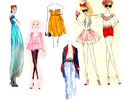 Fashion Mannequin Drawing on Why Shouldn T Rl Fashion Drawings Be Inspiration For Some