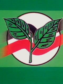 admk amma pasarai irattai ilai sinnamvote for two leaves