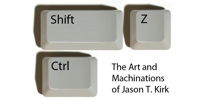 Ctrl+Shift+Z