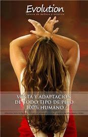 ADAPTACION DE PELO 100% HUMANO.