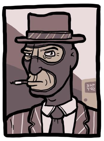 Burn The Internet: FYI I am a Detective