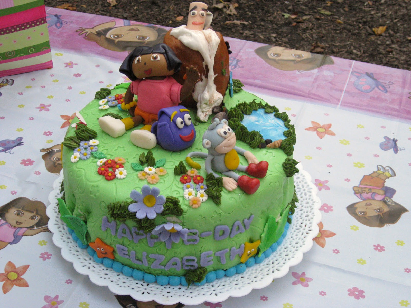 Related pictures decoracion fiestas infantiles goma eva for Decoracion de tortas infantiles
