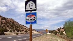 Highway 12 Sign