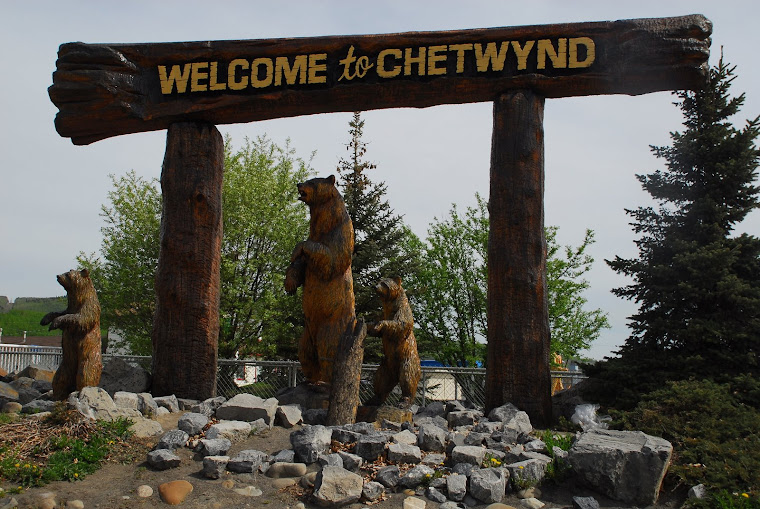 Welcome to Chetwynd, British Columbia