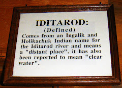 "Definition of the Word ""Iditarod"""