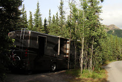 Riley Creek RV Park in Denali