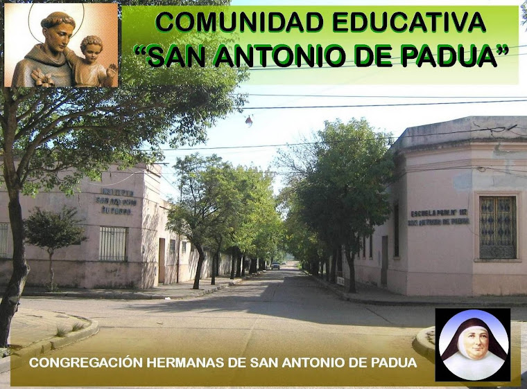 COMUNIDAD EDUCATIVA SAN ANTONIO DE PADUA