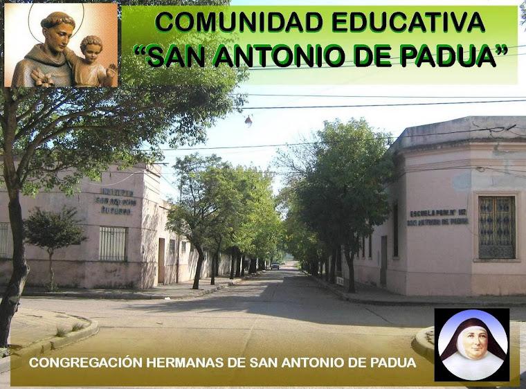 COMUNIDAD EDUCATIVA SAN ANTONIO DE PADUA