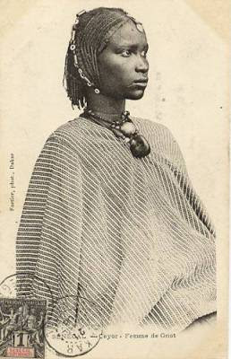 Senegal, griot