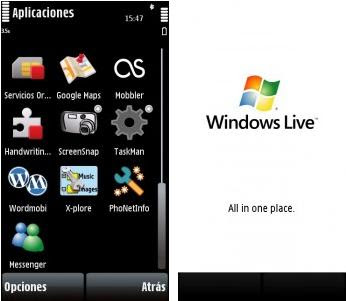 Messenger Symbian