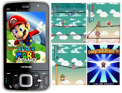 super mario symbian