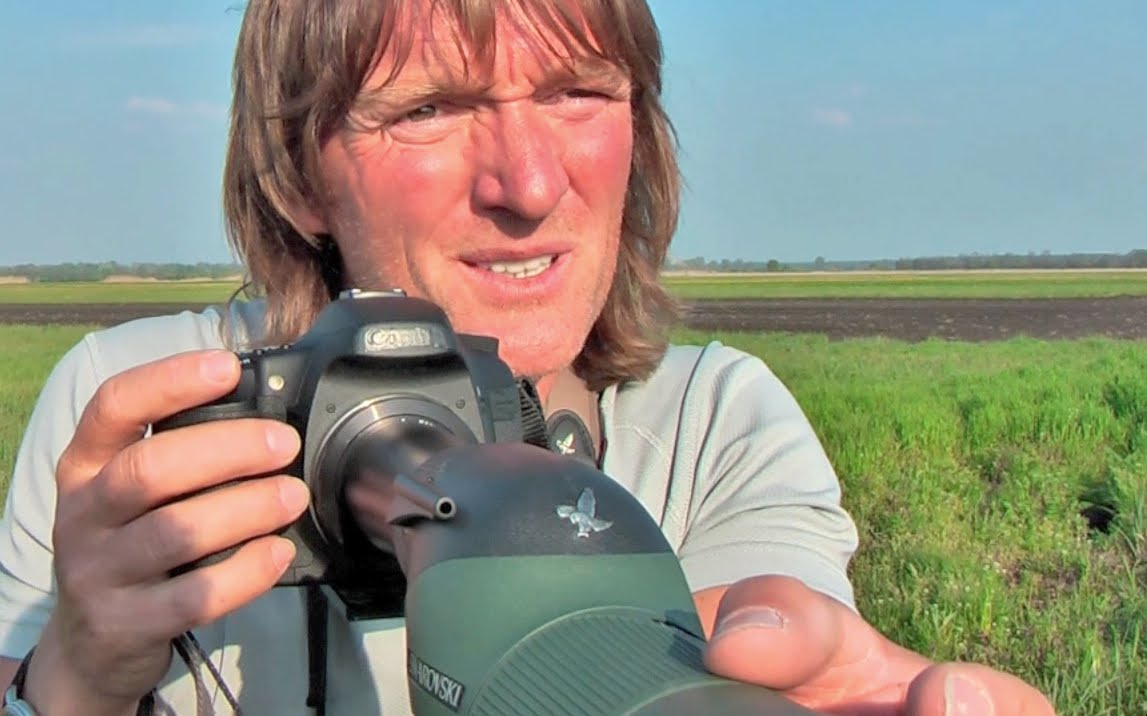 Discovering Alpine Birds: Video Digiscoping with Andreas ...