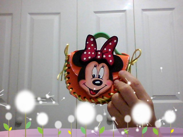 DULCERO MINNIE MOUSE