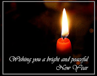 New Year Candle Pictures