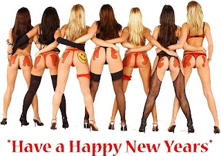 Free New Year Friends eCards