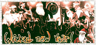 New Year Invitation Cards for party