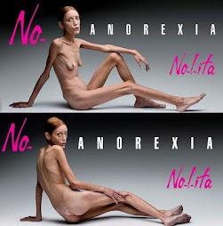 """Contra a """"ANA"""" (Anorexia)"""