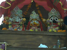 Their Lordships Sri Sri Jagannatha,Baladeva and Subhadra