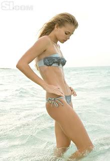 Picture Body Painting Bikini