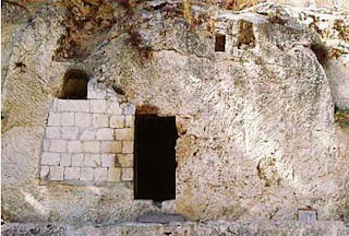 empty tomb from dk