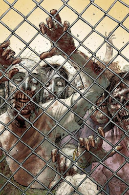 Tony Moore does zombies