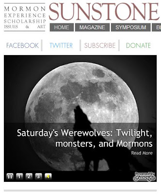 Saturday's Werewolf